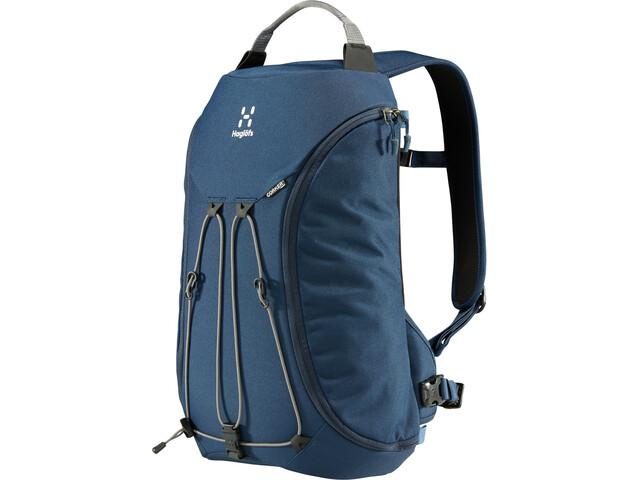 Haglöfs Corker Backpack Medium 18l Tarn Blue/Rock
